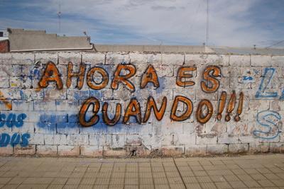 Río Gallegos, Santa Cruz