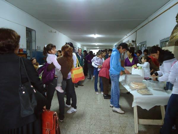 Feria de comida