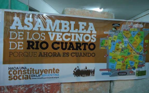 Asamblea Río Cuarto