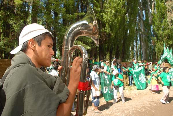 Música en la mañana. Foto: Jesús Fuentes