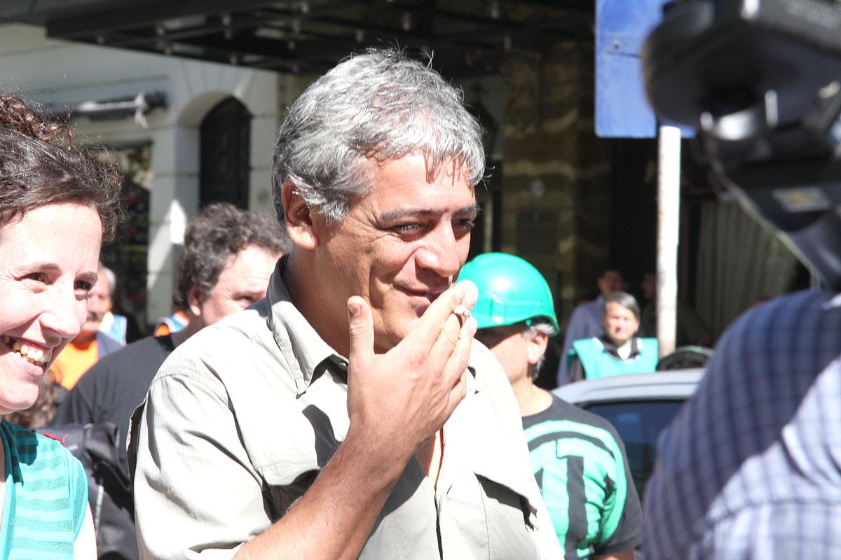 Julio Fuentes, adjunto de ATE Nacional