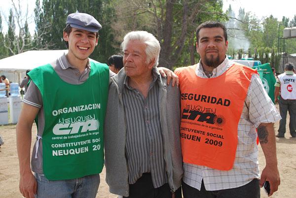 Emanuel Gagliardo y Raúl Mansilla