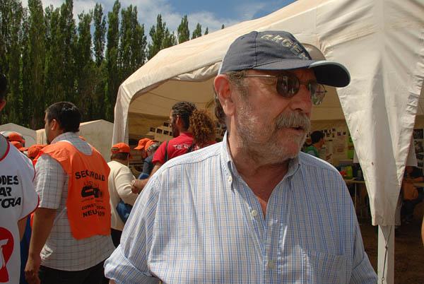 Héctor Méndez, CTA Neuquén