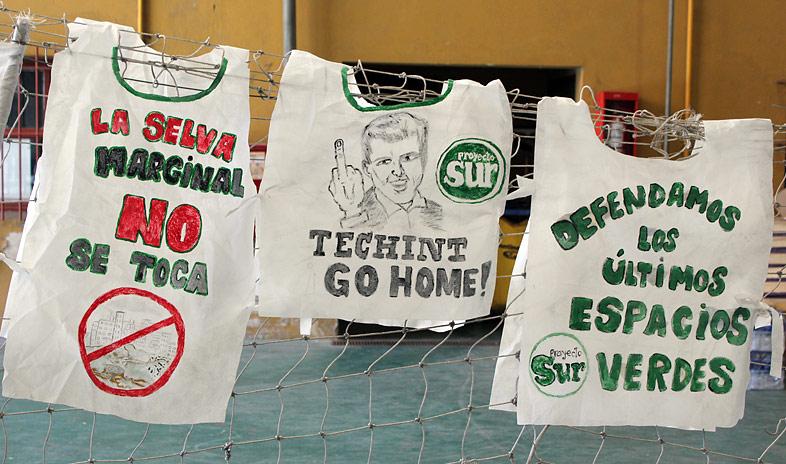 La cuestión ambiental es fundamental en Quilmes